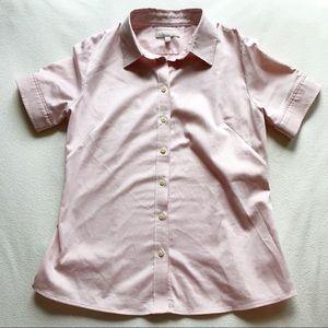 8 💕 Gorgeous Non-Iron Pink Blouse
